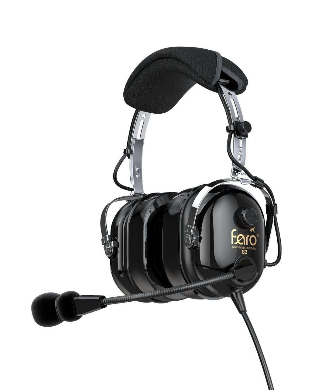 Faro G2 Passive Headset (Black)