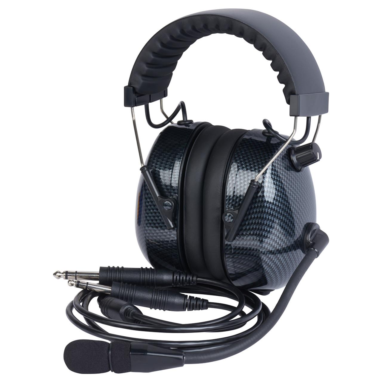 Wicom PNR Mono Headset (Carbon Fiber)