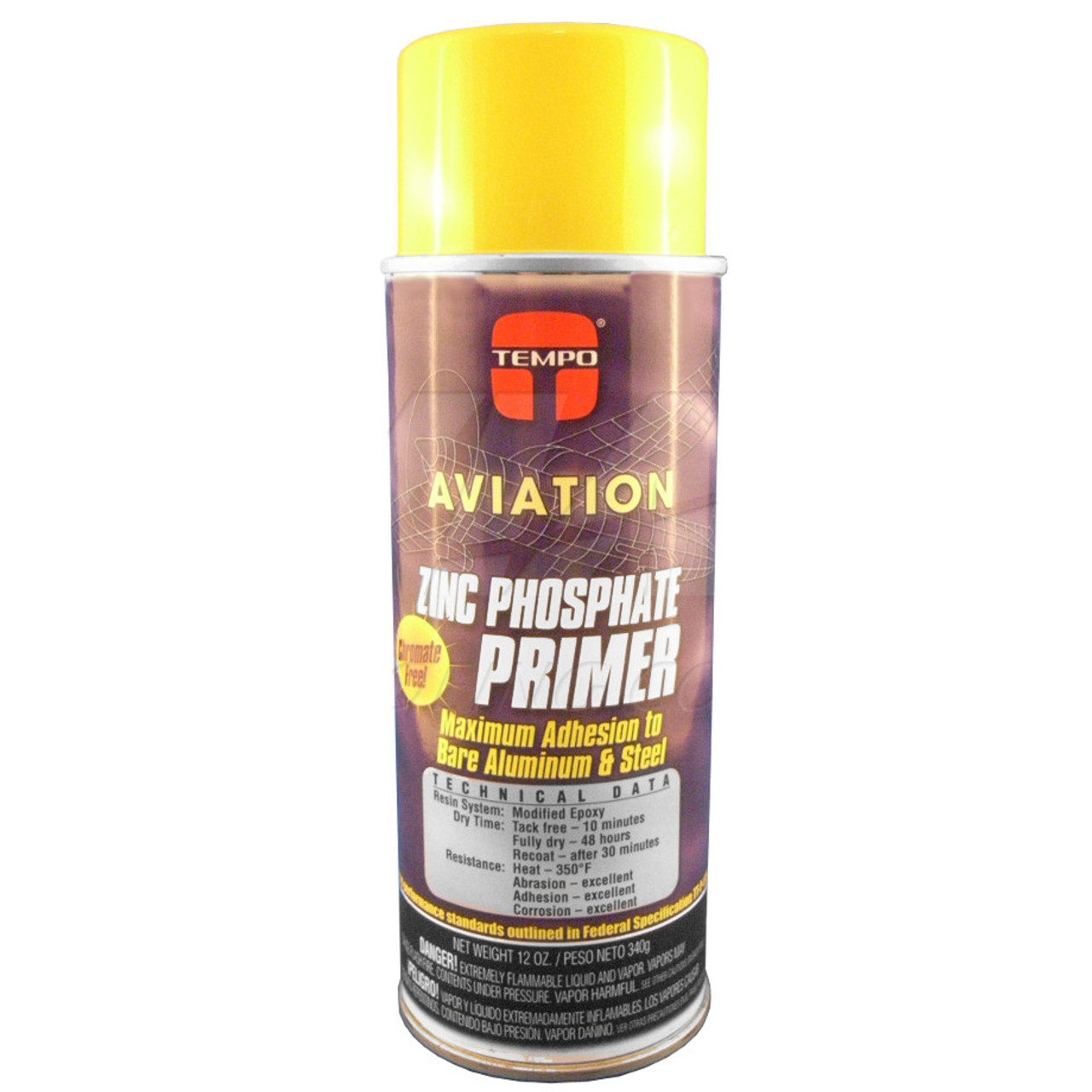 Tempo Aviation Zinc Phosphate Primer