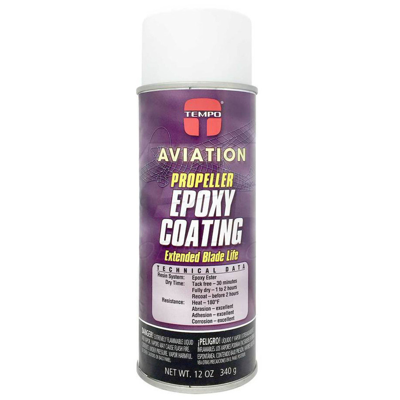 Tempo Aviation Propeller Epoxy Coating A152