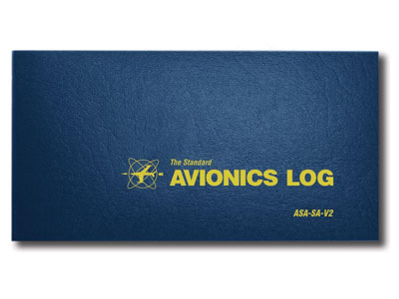 Complete Aircraft Maintenance Logbook Combo - Airframe, Engine, Avionics, Prop