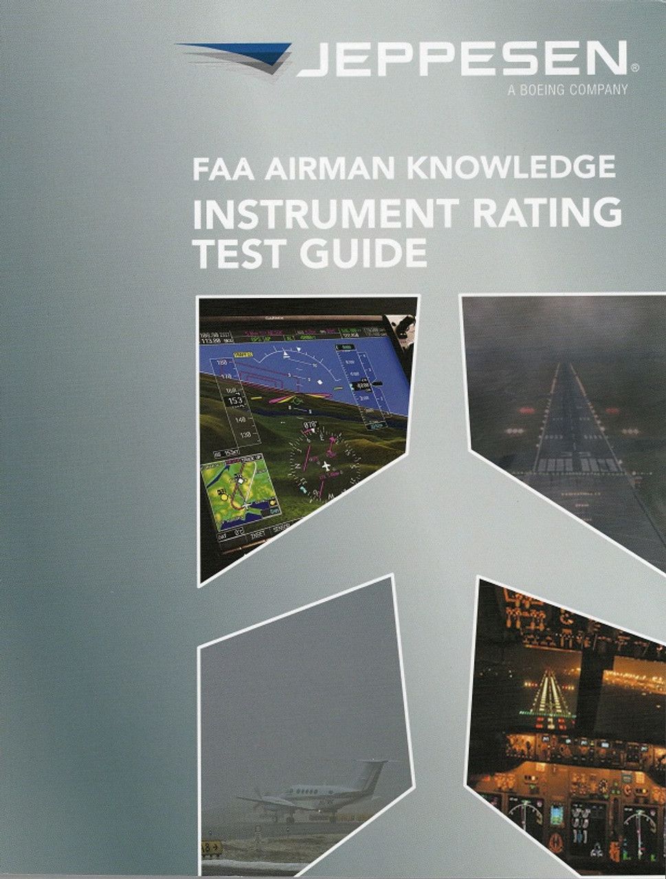 Jeppesen Instrument Rating Airmen Knowledge Test Guide