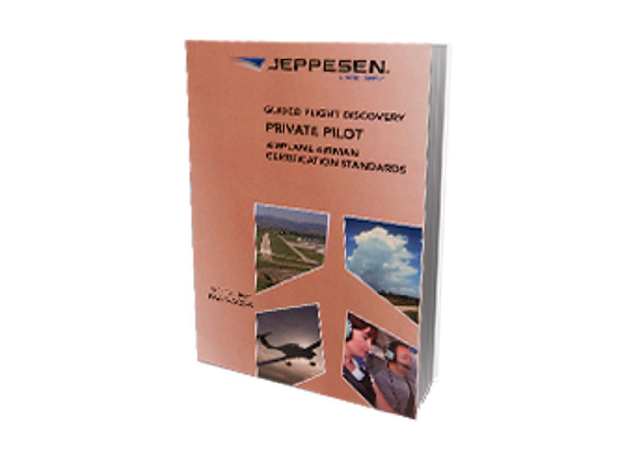 Jeppesen Private Pilot Airman Certification Standards (ACS) 10735871-002