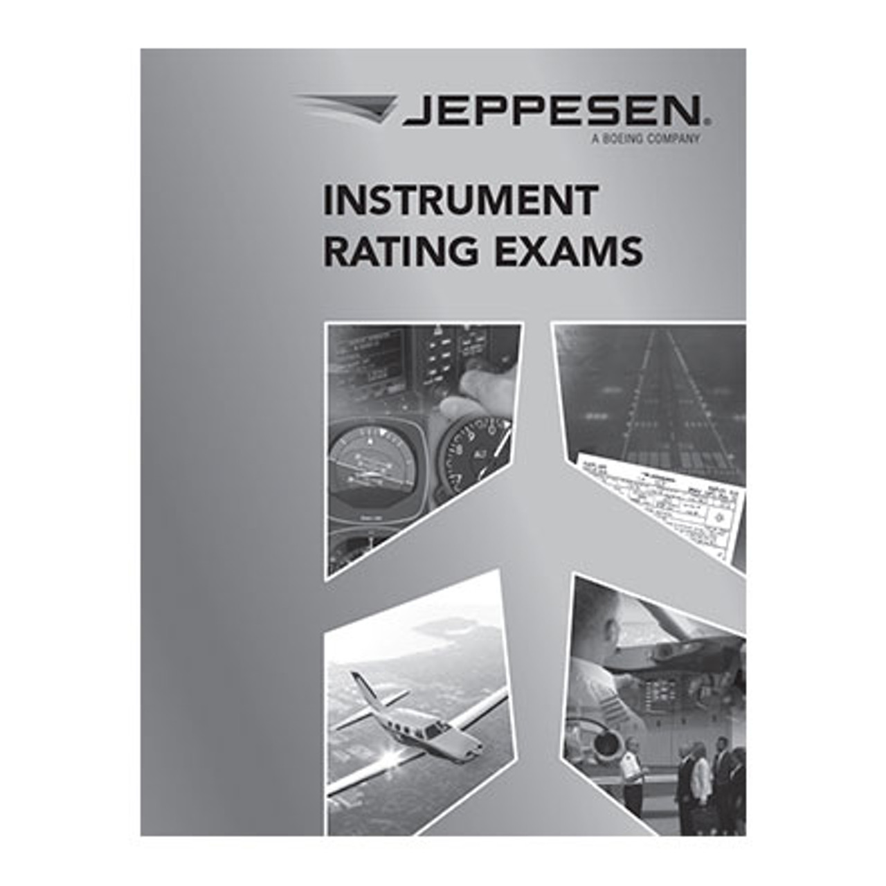 Jeppesen Instrument Rating Exam Package