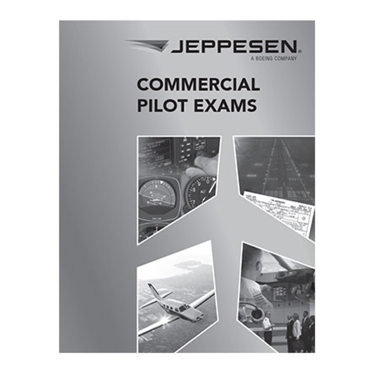 Commercial Pilot Exam Package