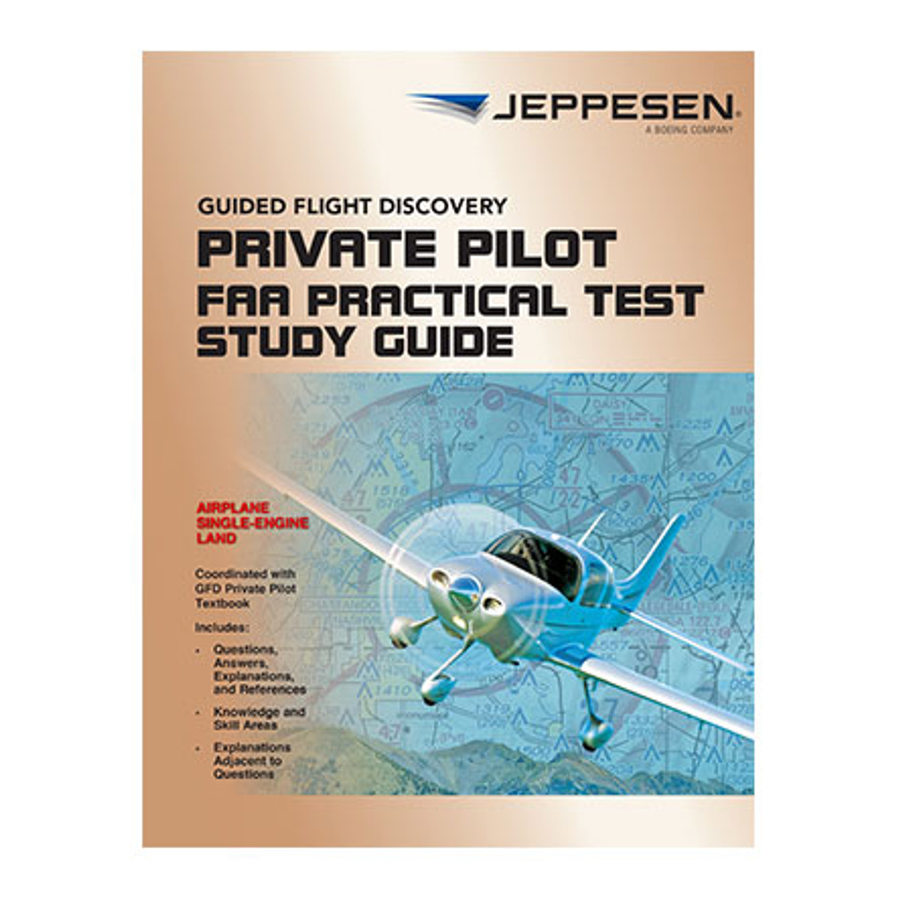 Jeppesen Private Pilot FAA Practical Test Study Guide