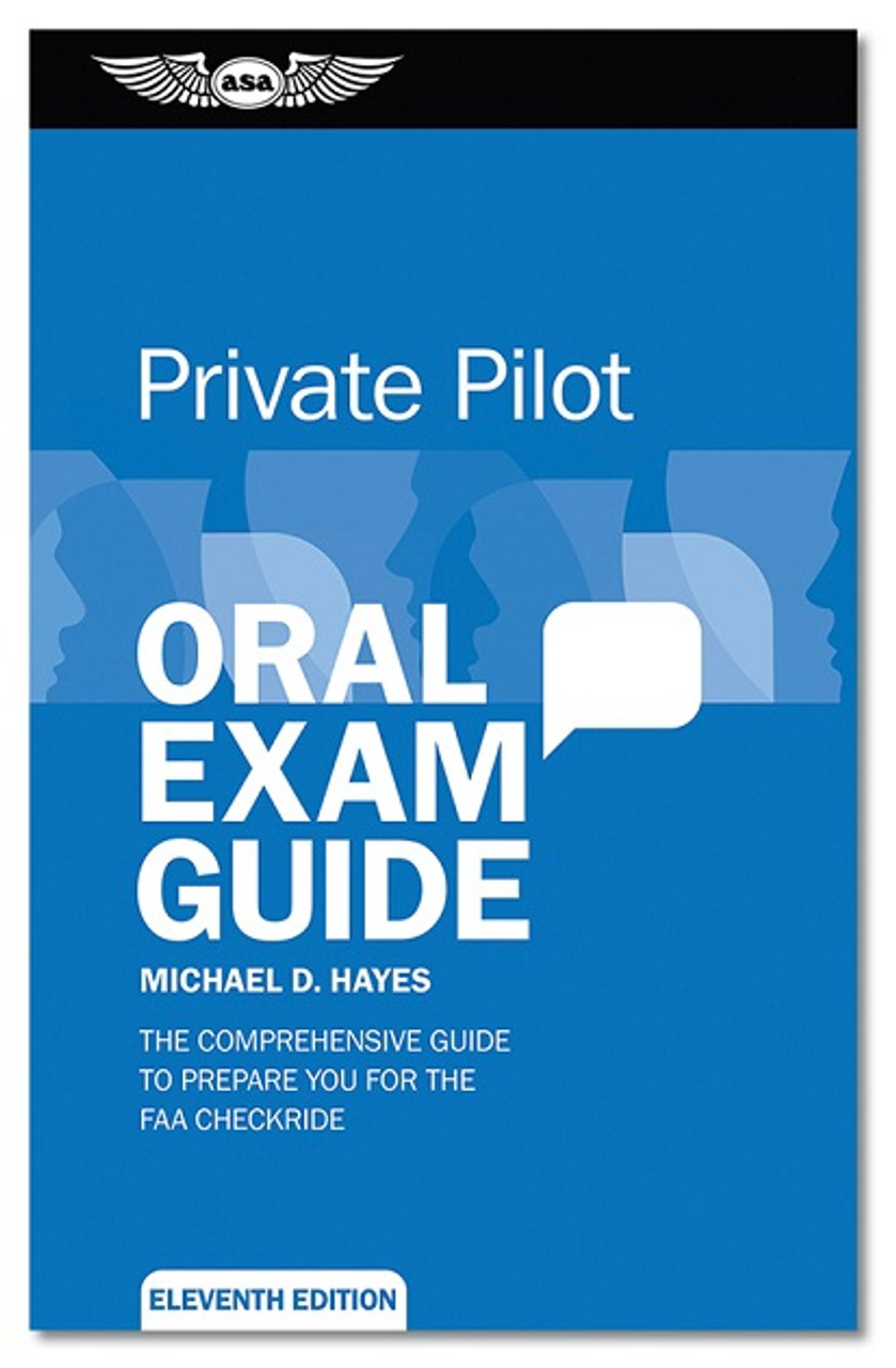 ASA 2020 Private Pilot Rating Test Prep Package