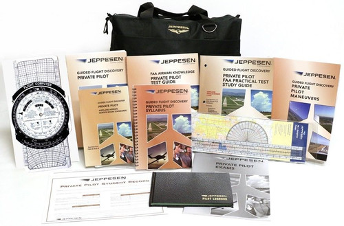 Jeppesen Private Pilot Part 141 Kit