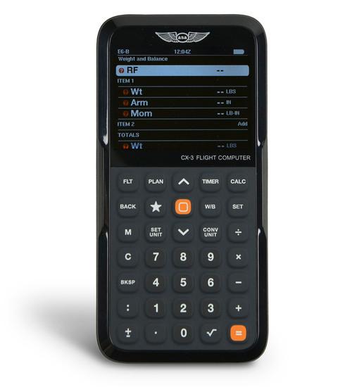 ASA CX-3 Pathfinder Flight Computer