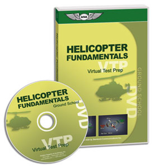 ASA Virtual Test Prep for Helicopters