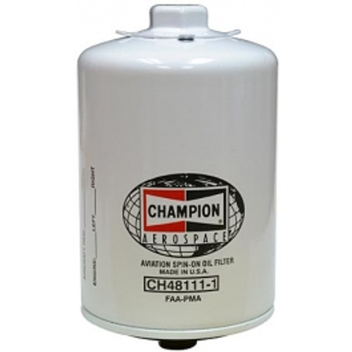Champion Spin Oil Filter - CH48111