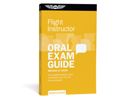 ASA Oral Exam Guide: Certified Flight Instructor
