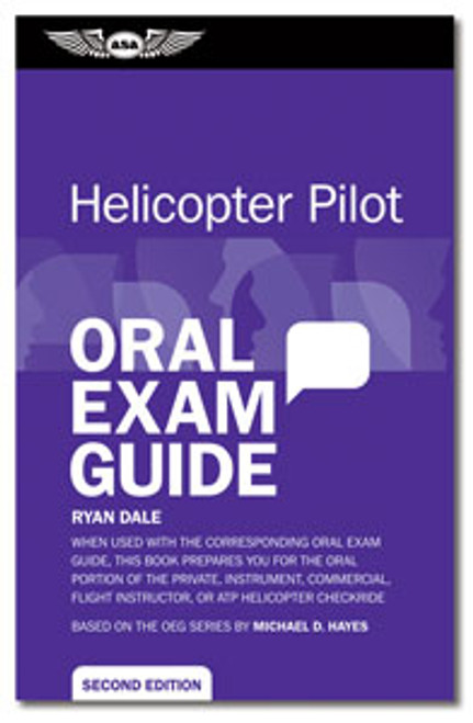 ASA Oral Exam Guide Helicopter