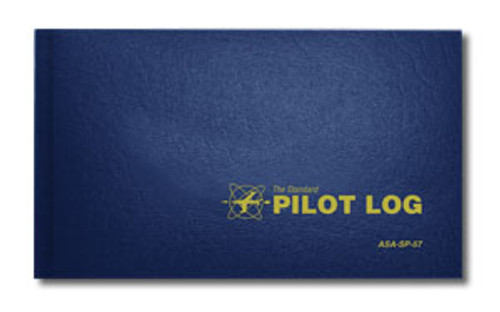 ASA Standard Pilot Log - Navy