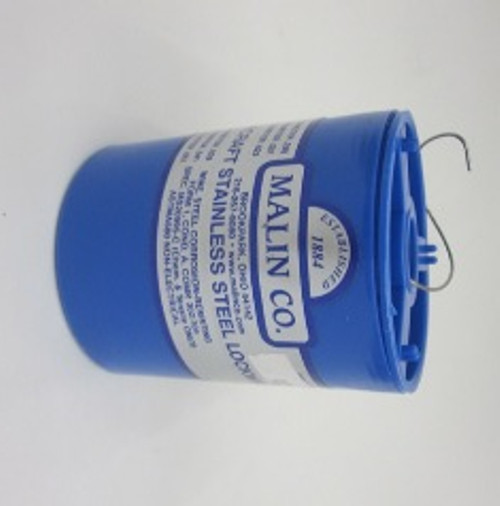"Malin MS20995C20 Safety Wire (1 lb. Roll) - .020"" Diameter"