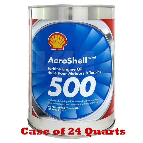 Aeroshell 500 Turbine Engine Oil