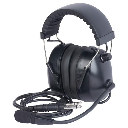 Wicom PNR Mono Headset (Black)