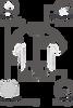 Barber Jacket - Barber Strong - White