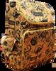 Backpack - Gold Vintage by Vincent