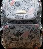 Backpack - Silver Vintage by Vincent