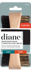 Diane Reinforced 2 - Sided Curved Round Brush