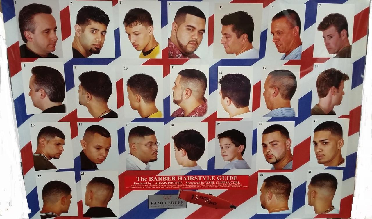 Barber Shop Poster #4