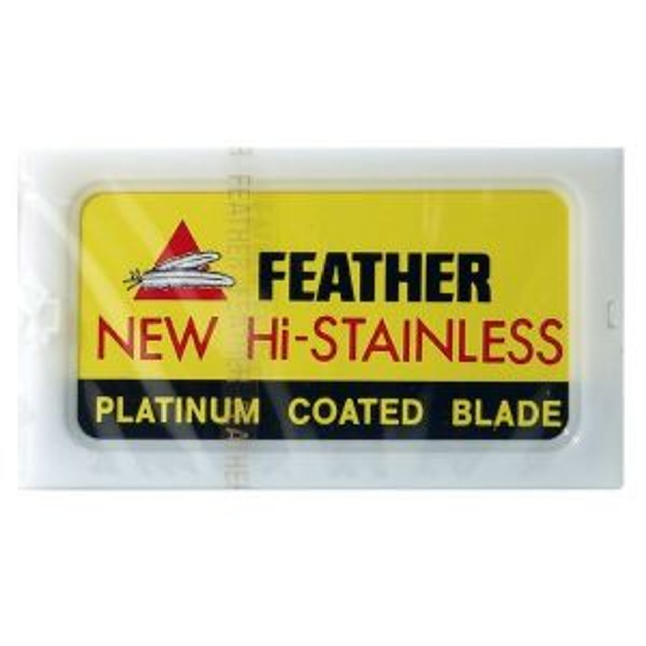 Feather Double Edge Razor Blades