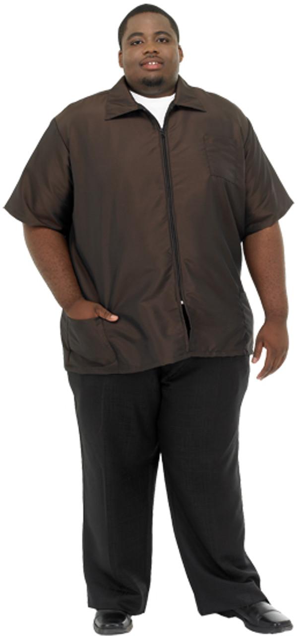 Barber Jacket - Plus Size