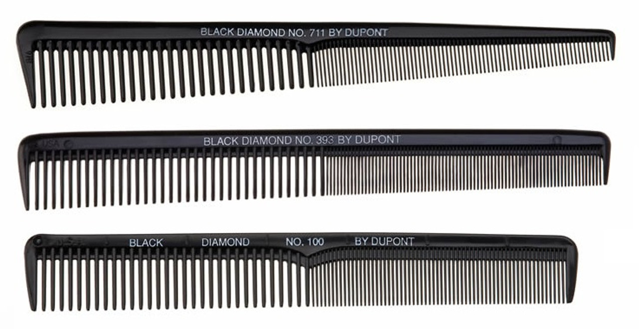 Black Diamond Combs
