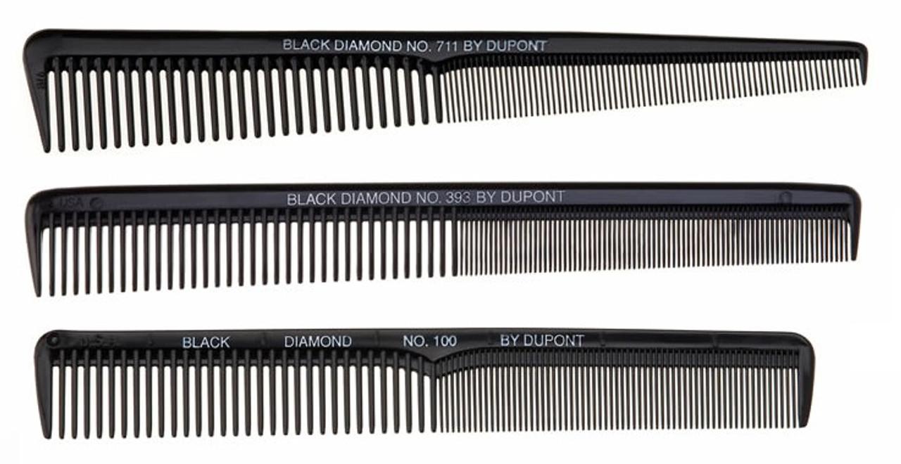 Black Diamond Combs