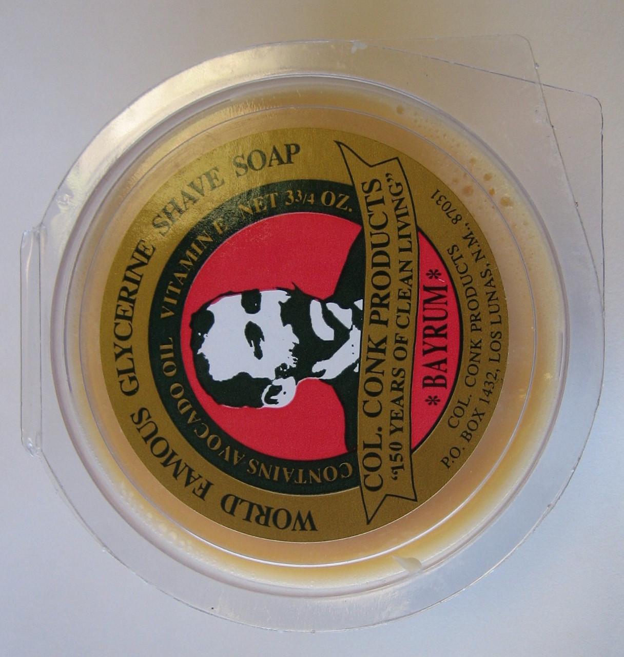 Col Conk Shaving Gift Set