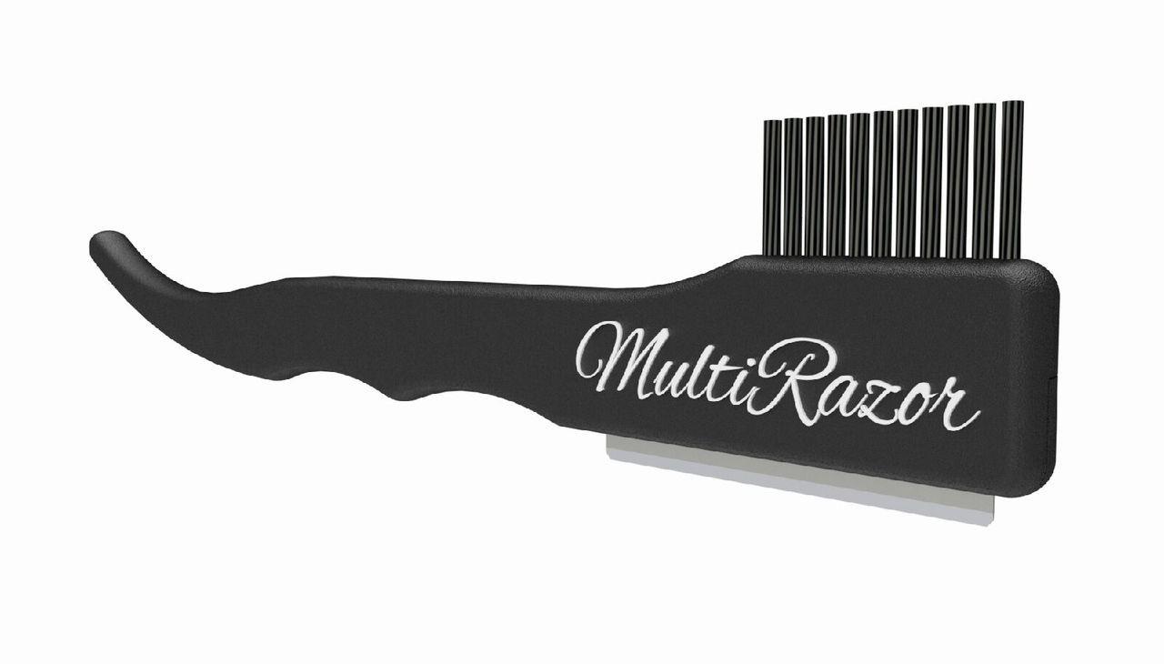 Multi-Razor Razor and Brush