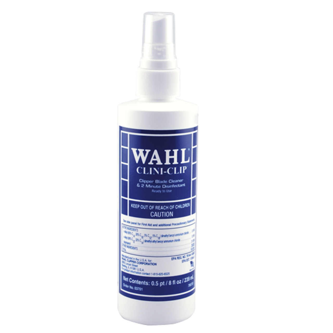 Wahl Clini Clip Disinfectant Spray