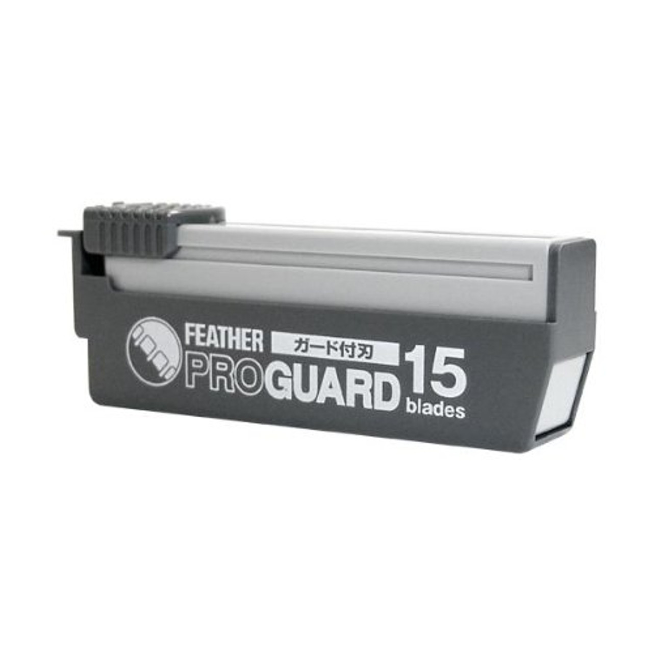 Feather Artist Club Pro Guard Razor Blades