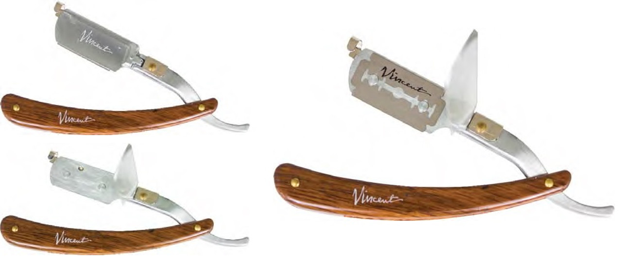 Paddle Razor by Vincent