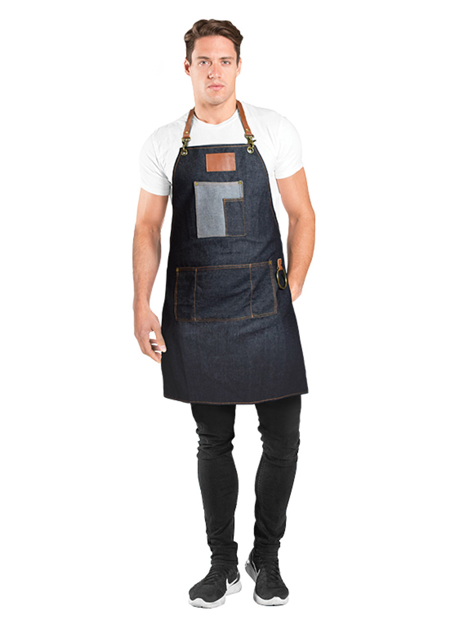 Apron Denim Brooklyn Style
