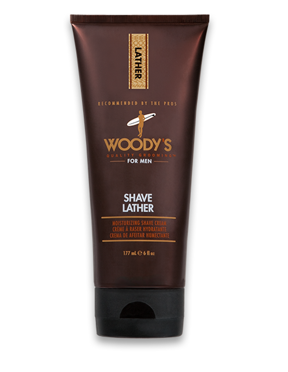 Woody's Shave Lather
