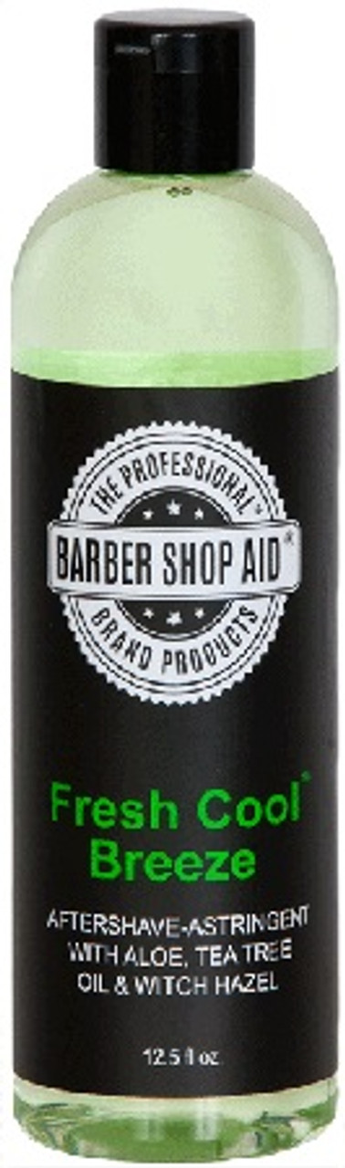 Barber Shop Aid Fresh Cool Breeze Aftershave