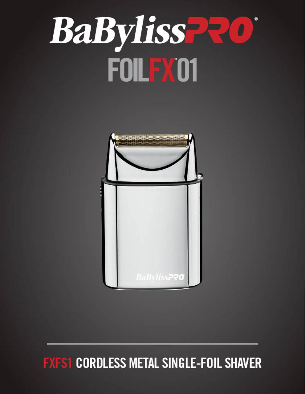 BabylissPro Foil FX01 Shaver