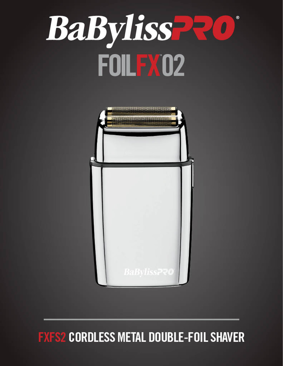 BabylissPro Foil FX2 Shaver