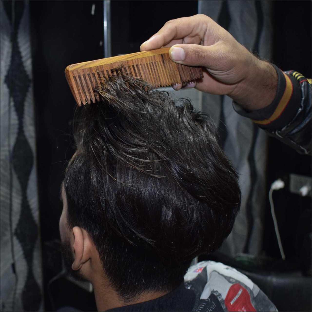 ABBS Wood Comb - Styling