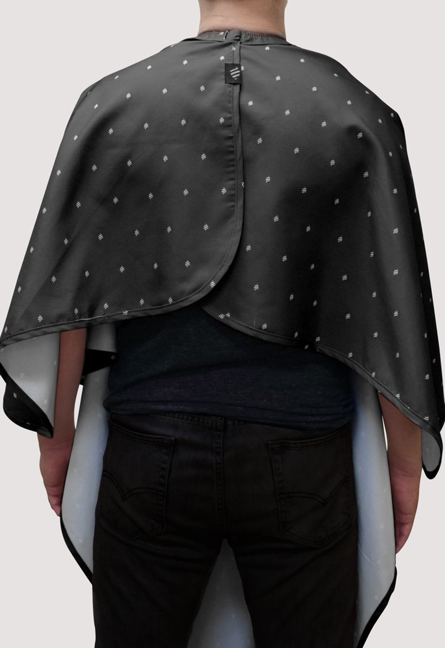 Cutting Cape - Barber Strong Shield Black