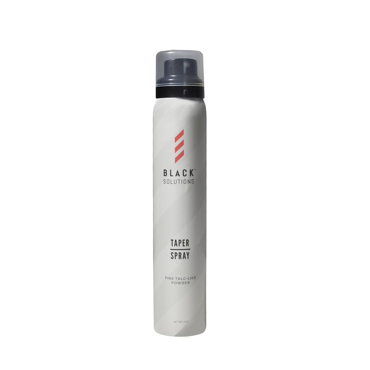 Black Solutions Taper Spray