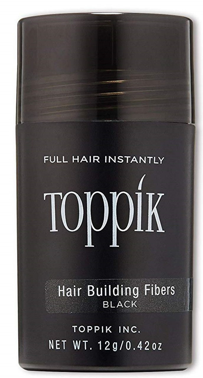 Toppik Hair Fiber Black