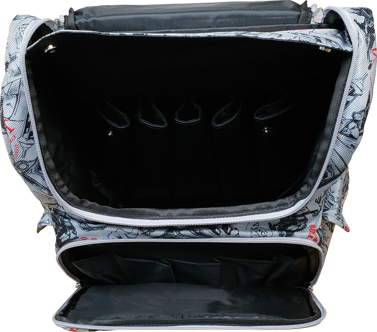 Example of Inside Main Compartment