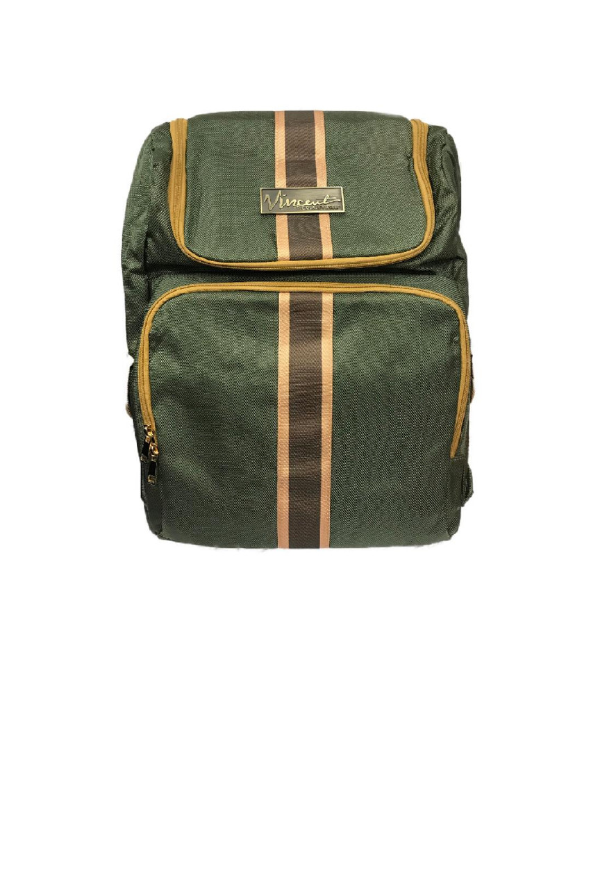Backback - Green Classic by Vincent
