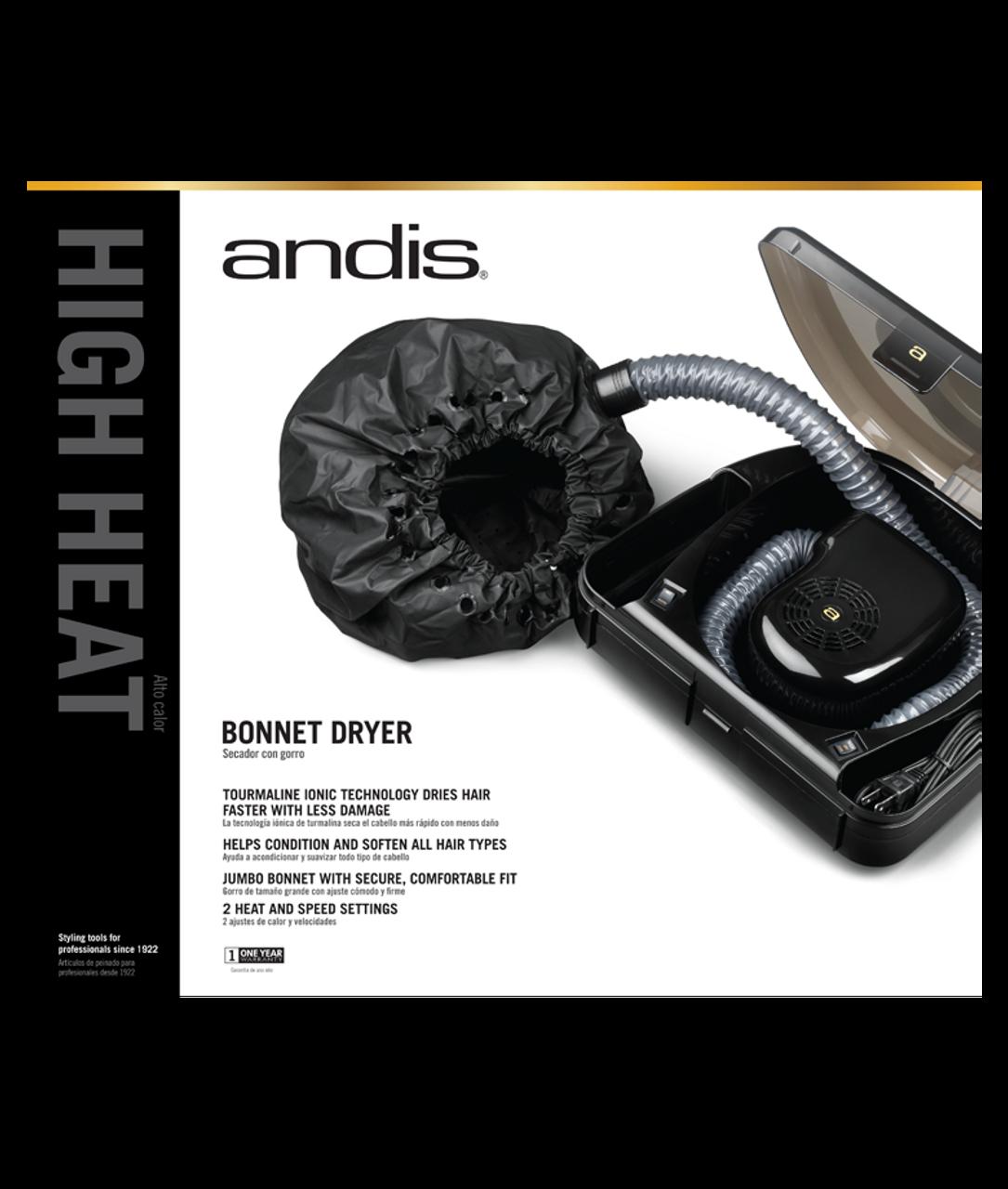 Andis Bonnet Dryer