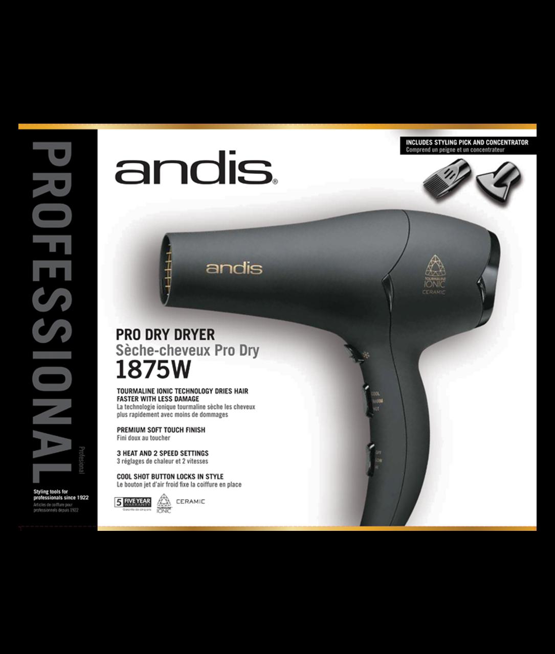 Andis Pro Dryer 1875W