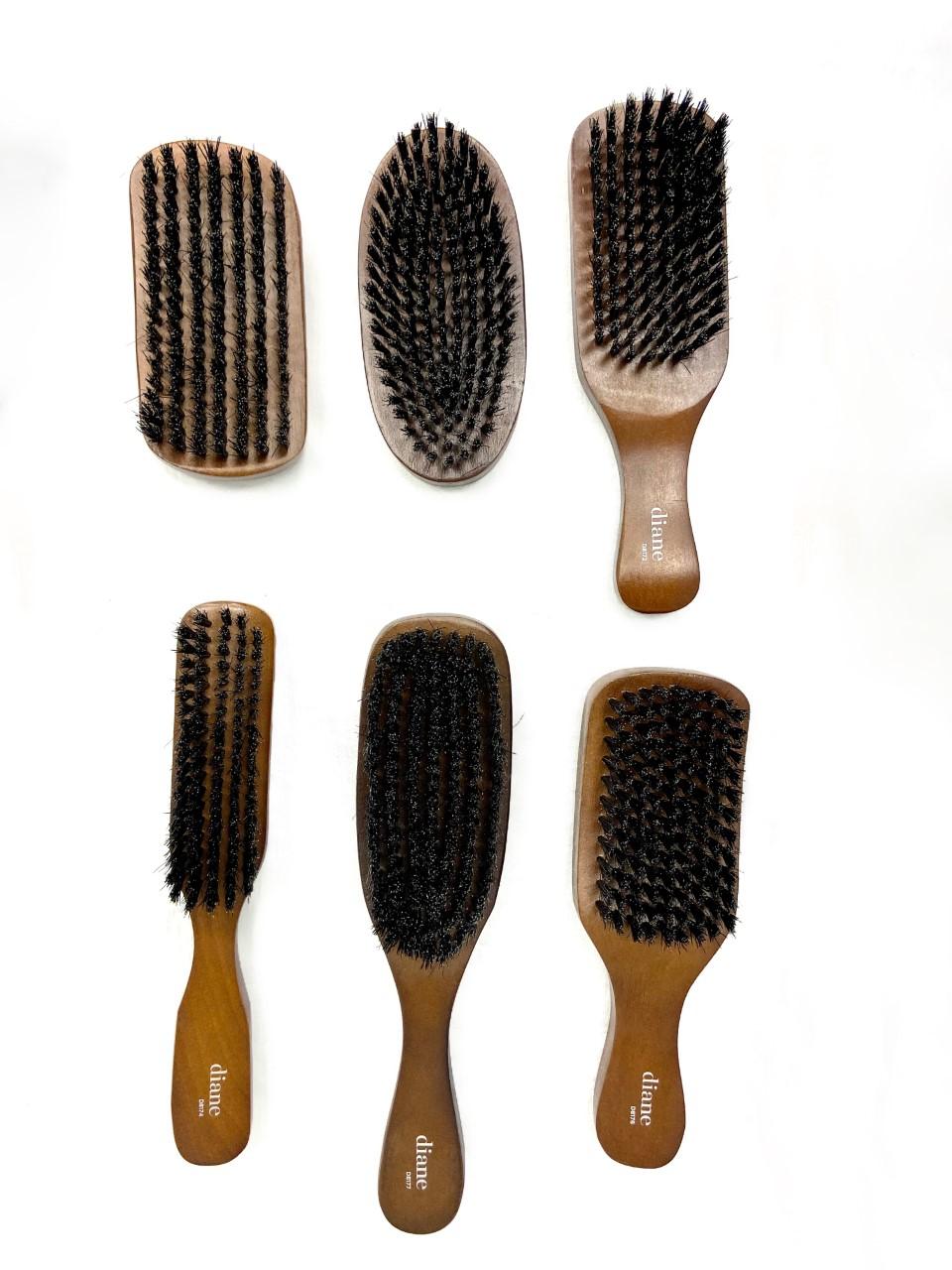 Diane Reinforced Brush- Medium Bristles