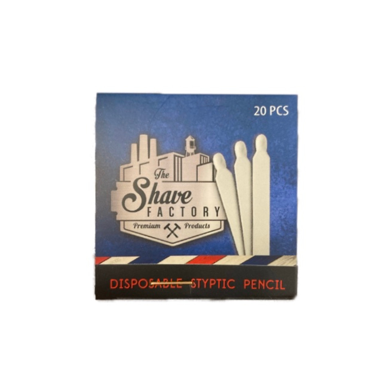 Disposable Styptic Pencil - The Shave Factory